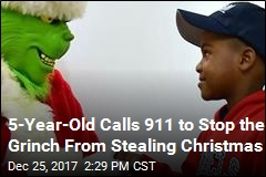 5-Year-Old Arrests the Grinch to Save Christmas