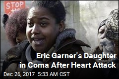 Eric Garner's Daughter in Coma After Heart Attack