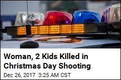 Woman, 2 Children Shot to Death in Phoenix