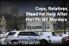 Quadruple NY Homicide Victims Identified