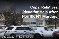Quadruple NY Homicide Victims Identified