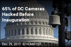 Hackers Infiltrated DC Camera Network Before Inauguration