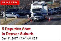 Multiple Deputies Shot Near Denver