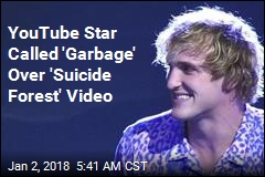 YouTube Star's 'Suicide Forest' Video Gets Pilloried