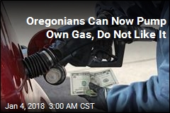 Oregon Mocked After Partially Lifting Ban on Self-Serve Gas