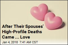 After Their Spouses' High-Profile Deaths Came ... Love
