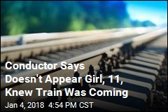 Train Hits, Kills 11-Year-Old Who Was Looking at Phone