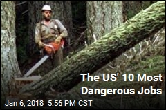 The US' 10 Most Dangerous Jobs