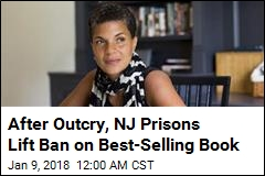 NJ Prisons Lift Ban on Incarceration Book