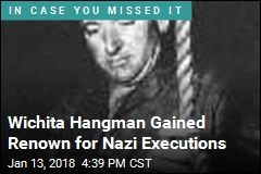 He Hanged Nazi Officers, Died Suspiciously Himself