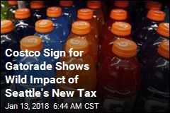 Seattle's New Tax Turns $16 of Gatorade Into a $26 Buy
