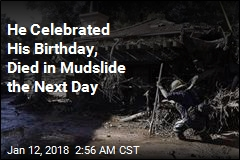 Oldest Mudslide Victim Had Just Turned 89