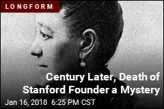 Did Someone Murder the Founder of Stanford?