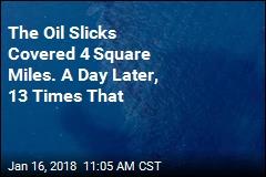 Environmentalists Fret as Tanker Oil Slicks Grow