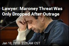 Lawyer: Outrage Forced USA Gymnastics to Drop Maroney Threat