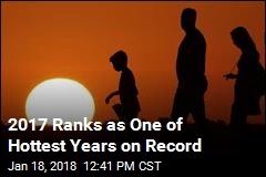 Last Year Was Free of El Nino, Still Really, Really Hot