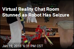 Virtual Reality User Has Seizure in Chat Room