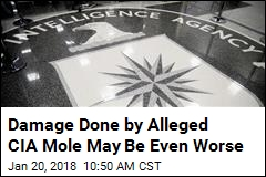 Damage Done by Alleged CIA Mole May Be Even Worse