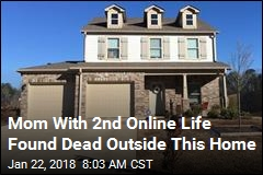 Mom With 2nd Online Life Found Dead Outside This Home
