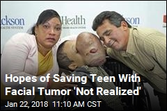 Teen Dies After 10-Pound Facial Tumor Is Removed