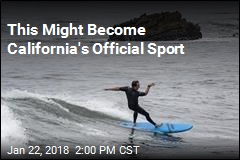 California May Soon Have an Official State Sport