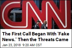 Man Accused of Threats to CNN: 'I Am Coming to Kill You'
