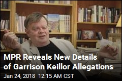 MPR: Keillor Allegations Far Beyond a Single Touch