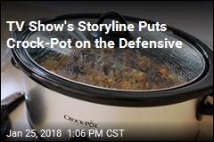 Blamed for Fictional Fire, Crock-Pot Responds
