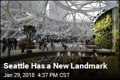 Seattle Has a New Landmark