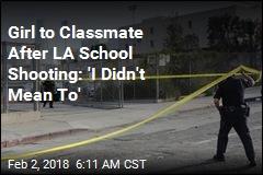 Cops: LA School Shooting Was Accidental