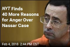 As FBI Investigated, Nassar Molested Dozens More