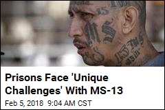 New MS-13 Problem: Violence in Jails