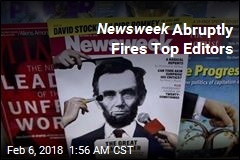 Top Editors Fired Amid Newsweek Chaos