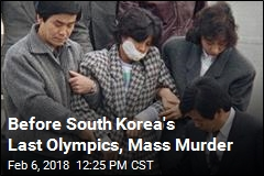 Before South Korea's Last Olympics, Mass Murder
