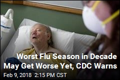 10 More Kids Dead as Intense Flu Season Continues
