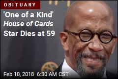 House of Cards Star Reg E. Cathey Dies of Cancer