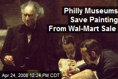 Philly Museums Save Painting From Wal-Mart Sale
