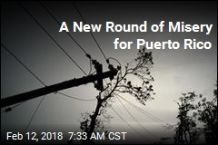 Fire, Explosion, Blackout: Hits Keep Coming for Puerto Rico