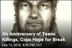 Cops Hope for Break on Anniversary of Teens' Deaths