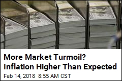 More Market Turmoil? Inflation Higher Than Expected