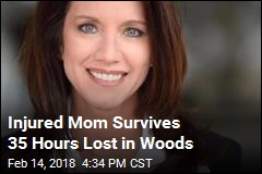 Injured Mom Survives 35 Hours Lost in Woods