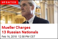 Mueller Charges 13 Russian Nationals