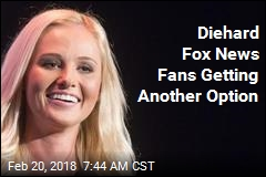 Diehard Fox News Fans Getting Another Option