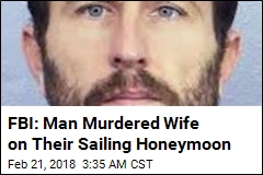 FBI: Man Killed Wife, Tried to Sink Boat to Cover His Tracks