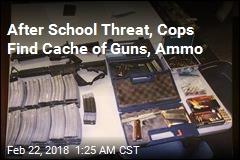 Cops: Security Guard Helped Thwart Possible Copycat School Attack