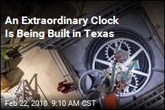 In a Texas Mountain, a 10K-Year Clock Is Being Built