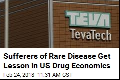 Sufferers of Rare Disease Get Lesson in US Drug Economics