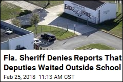 Sheriff: Just 1 Deputy On Scene During Parkland Shooting