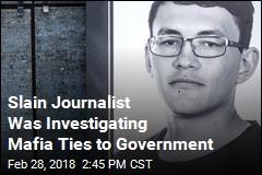 Journo Killed in 'Unprecedented Attack' Was Investigating Mafia