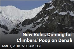 New Rules Coming for Climbers' Poop on Denali